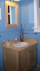 Shaker Medicine Cabinet Shaker Bathroom Vanity With 2 Doors