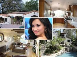 demi lovato photos inside celebrity homes ny daily news