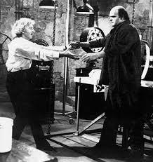 Young Frankenstein Blind Man Young Frankenstein With Gene Wilder U0026 Terri Garr U0026 Madeline Kahn