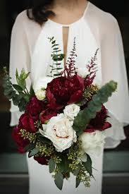 Winter Wedding Decorations Diy 7 Winter Wedding Bouquets Intimate Weddings Small Wedding Blog