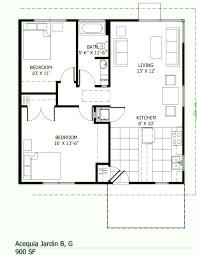 House Pla House Plan Design 4 Rooms 3d House Concept