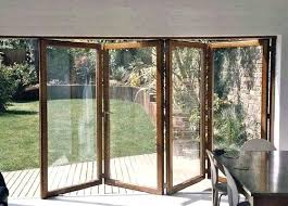 Collapsible Patio Doors Collapsible Glass Doors Exterior Folding Sliding Doors Images Of