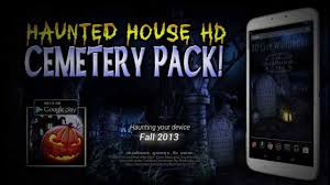 halloween hd live wallpaper cemetery live wallpaper