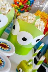 toy story centerpieces toy story birthday party pinterest