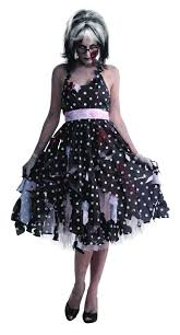 gothic halloween costumes zombie gothic housewife costume 42 99 the costume land