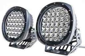 round led driving lights 9 round led driving lights pair ebay