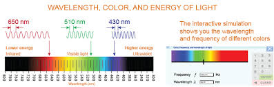 what is the wavelength of red light essential chemistry ch 9 2 light and atoms