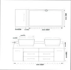 cuisine standard hauteur standard meuble enchanteur hauteur standard meuble cuisine