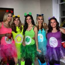 Halloween Costumes Care Bears Group Halloween Costumes Popsugar Love U0026