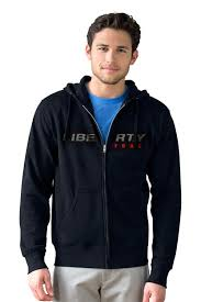 sweatshirts u0026 fleece unisex fleece zip up hoodie vantage