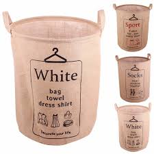 Clothes Hampers With Lids Home Tips Canvas Laundry Hamper Large Laundry Sorter Clothes
