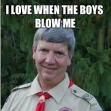 Boy Scout Memes - harmless scout leader by dr naxa meme center