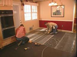How To Plumb A House by How To Install A Base For A Concrete Floor How Tos Diy