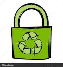 green eco bag icon cartoon u2014 stock vector juliarstudio 145257417