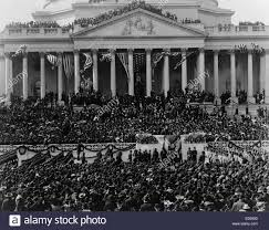 picture of inauguration crowd crowd at inauguration of theodore roosevelt 1905 stock photo