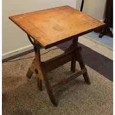 Large Drafting Table Antique Anco Bilt Drafting Table Table Designs