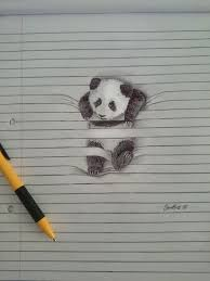 37 best 3d drawing on lined paper lined brick etc images on
