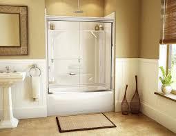 Shower Stall Bathtub Portable Bathtub For Shower Stall Image Of Fiberglass Shower