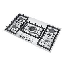 Gas On Glass Cooktop 36 36 Gas Cooktop Ebay