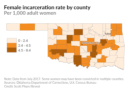 Oklahoma Medical Power Of Attorney by Let Down And Locked Up Why Oklahoma U0027s Female Incarceration Is So High