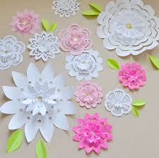 Handmade Flowers Paper - 405 best fancy flowers images on pinterest fabric flowers