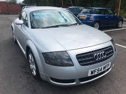used audi tt 2004 for sale motors co uk