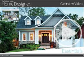 Diy Home Design Software Home Designer Essentials