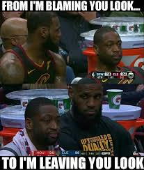 Meme Lebron James - nba memes lebron james to dwyane wade facebook