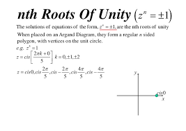 x2 t01 11 nth roots of unity 2012