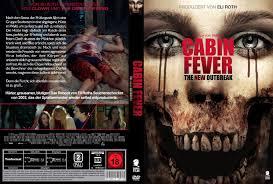 cabin fever the new outbreak dvd cover 2016 r2 german custom
