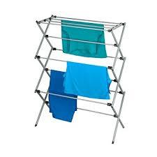 honey can do folding table amazon com honey can do large folding drying rack silver white