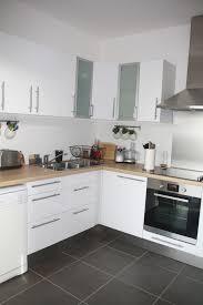 modele de cuisine blanche meilleures cuisine blanche et bois clair image 15789