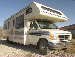 1993 ford econoline e350 dutchman 30 u0027 rv item h4735 sold