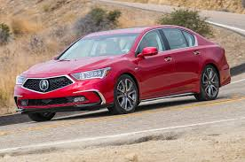 first acura 2018 acura rlx hybrid first drive review beakless and better for