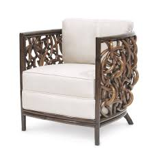 Wicker Lounge Chair Rattan Lounge Chairs Palecek Braxton Culler