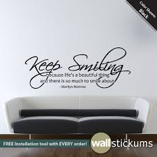 wall decals quotes quotesgram exquisite ideas wall quotes for living room lofty idea marilyn
