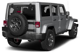 jeep wrangler 2017 grey 2017 jeep wrangler unlimited rubicon in north carolina for sale