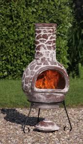 Extra Large Clay Chiminea Mexican Clay Chimenea Patio Heater Savvysurf Co Uk
