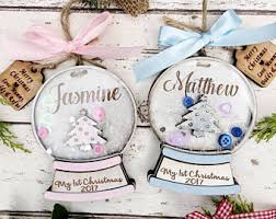 Baby S First Christmas Bauble Wholesale by Christmas Decoration Etsy