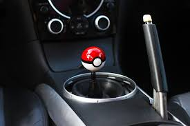 amazon com kei project pokemon pokeball round shift knob