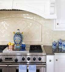 Atlanta Legacy Homes Inc EXECUTIVE REMODELING Kitchen - Country kitchen tile backsplash