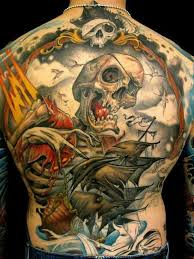 pirate tattoo designs pictures to pin on pinterest tattooskid