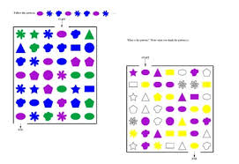shapes activities worksheets printables and lesson plans