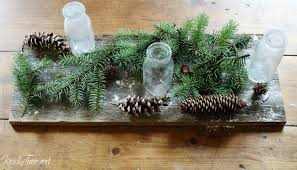 country christmas centerpieces country christmas centerpiece knickoftime