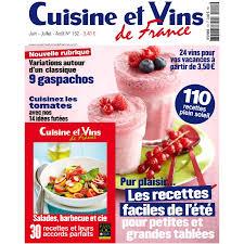 recettes cuisine et vins de supplément cvf recettes et vins de cépage pays d oc igp