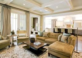 Ceiling Treatment Ideas by Small Family Room Decorating Ideas Family Room Traditional With