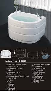 Small Bathtub Bathroom Small Bathtub Dimensions For Bathroom Decoration Ideas
