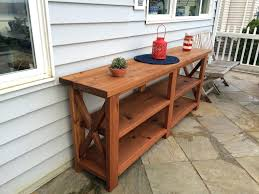 Outdoor Console Table Ikea Outdoor Console Table Suzannawinter Com
