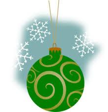 green decorative ornament clip at clker vector clip
