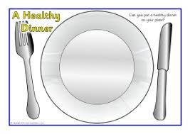 plates that stick to table healthy eating primary teaching resources and printables sparklebox
